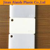 أكريليكيّ مادة [2مّ] أبيض بلاستيك شفّاف لوح مصنع