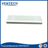 HVAC 시스템 Aluninum 더 습기찬 Otional를 가진 선형 공기 석쇠