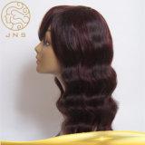 도매 실제적인 모발 제품 Remy 머리 연장 레이스 가발