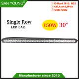 30pouces 150W 12V 24V Offroad CREE LED Light Bar Bar 4X4 LED