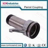 Raccord de tuyauterie en acier au carbone/Perrot l'extrémité femelle de l'Irrigation avec levier