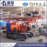 Tornillo de tierra del guardarraíl amontonando solar controlador de la máquina de precio (hfpv-1A)