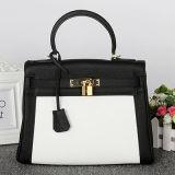 Sac à main Emg4667 de cuir véritable de sacs d'emballage de dames de sac à main de créateur de femme