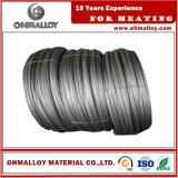 Nicr60/15 el cable de resistencia horno de vacío para el cable de calentamiento