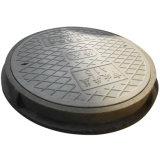 Новая составная смолаа крышек люка -лаза смолаы круглая амортизируя крышку люка -лаза Watertight удельной работы разрыва обеспеченностью составную