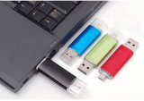 좋은 가격 Smartphone OTG USB 저속한 펜 드라이브 8GB 16GB 32GB 64GB