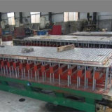 De sterke Gevormde Chemische Grating van de Installatie FRP Machine van de Productie