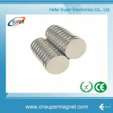 Imanes fuertes del disco del neodimio del cilindro de N35 N52 N48