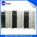 12V 건전지를 가진 삼상 10-80 kVA 전력 공급 UPS DC 온라인 UPS