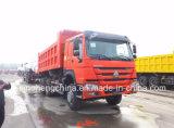 Sinotruk HOWO 6X4 팁 주는 사람 트럭 290HP