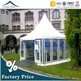 5X5m 8X8m im Freienpagode-Auto-Ausstellung-Zelte