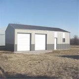 Casa estructural de acero prefabricada de la alta calidad del bajo costo