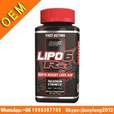 Supplemento sano Lipo-6 di Rx di conteggio di ricerca 60 di Nutrex
