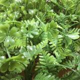 Вертикальный сад зеленая стена искусственного листвы растений для домашнего офиса магазина свадебной ландшафт оформление