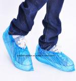 Cubierta disponible del zapato de la película del CPE del PE que hace la máquina