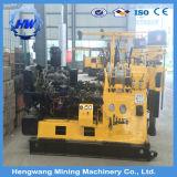Machine van de Installatie van de Boring van de Put van het Water van wielen de Hydraulische voor Verkoop