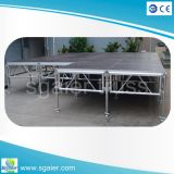 AluminiumMovable Mobile Used Portable Concert Event Wedding Stage für Sale