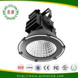 Da iluminação industrial ao ar livre da lâmpada do diodo emissor de luz de IP65 150W luz elevada do louro