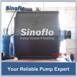 Pompa di galleggiamento tubolare sommergibile dell'elica flusso Mixed/assiale