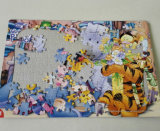 Impression personnalisée Tiger Toying Jigsaw Puzzle
