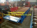 Строительные материалы высокого качества настилая крышу крен листа формируя машину, машинное оборудование