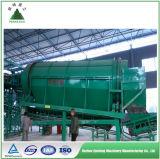 Gestion des déchets industrielle pour le traitement de déchets solides et le traitement de poste