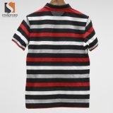 여름 아이 소년 아이를 위한 짧은 소매 지구 폴로 셔츠
