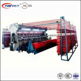 Triângulo de polipropileno PP plásticas Máquinas de fabrico de sacos de malha