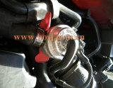 Turboneticsのターボチャージャーの防熱装置