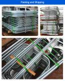 Acero galvanizado de calado de la gestación de cerdo cerdo PVC Fence/ Caja de la gestación