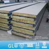 Ein Grad-feuerfestes Glaswolle-/Rockwool Dach-Zwischenlage-Panel
