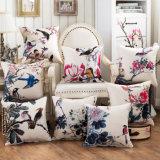 بيتيّ زخرفيّة أريكة ظهر وسادة تغطية [ديجتل] يطبع [ثروو بيلّوو] حالة صنع وفقا لطلب الزّبون