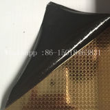 Strato rivestito di titanio colorato PVD dell'acciaio inossidabile