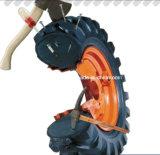 Neumático de relleno del poliuretano con la pisada resistente del corte