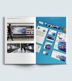 Service d'impression de catalogue de brochure d'impression de publicité