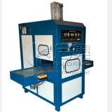 Machine de soudure à haute fréquence principale simple de plateau de navette