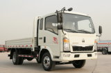 [هووو] [4إكس2] 6 طن ضوء شحن شاحنة ضوء شاحنة صغيرة