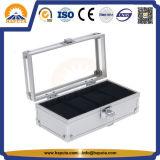 Caso de almacenamiento de pequeño acrílico para relojería, joyería (HW-5001)