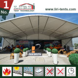 De Tent van Arcum met Ingang voor het Centrum van de Gebeurtenis en het Centrum van het Huwelijk