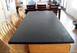 Controsoffitto Polished nero del granito della Cina Shanxi