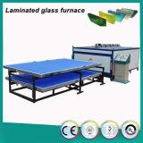 Máquina del vidrio laminado de la capa doble