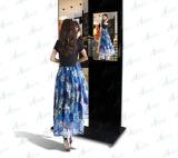 32 인치 중국어는 쇼핑 센터와 의류 상점을%s 실내 마술 대화식 지능적인 미러를 디자인한다