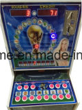 Funciona con monedas de animales Juegos de Casino ranura pequeña máquina de juego