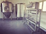 ビール醸造のためのビールビール醸造所のプラント2500L SUS304装置