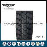 O pneu superior marca 6.50r16 7.00r16 7.50r16 8.25r16 com ECE