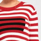 Donne del maglione lavorate a maglia autunno Short dei lavori o indumenti a maglia delle 2017 molle