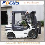 Forklift Diesel áspero de um Terrian de 2.5 toneladas da venda quente mini com baixo preço