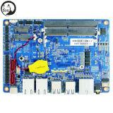 Поддержка системной платы 3,5дюймовых 3865u, i3-7100u, i5-7200u, i7-7500u. HDMI, Dp, Edp. SATA3.0, M. 2