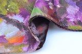 Sciarpa stampata Digitahi di seta per la signora (12-BR110303-9)