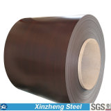 Катушка PPGI стальная, Prepainted стальная катушка, изготовления листа PPGI